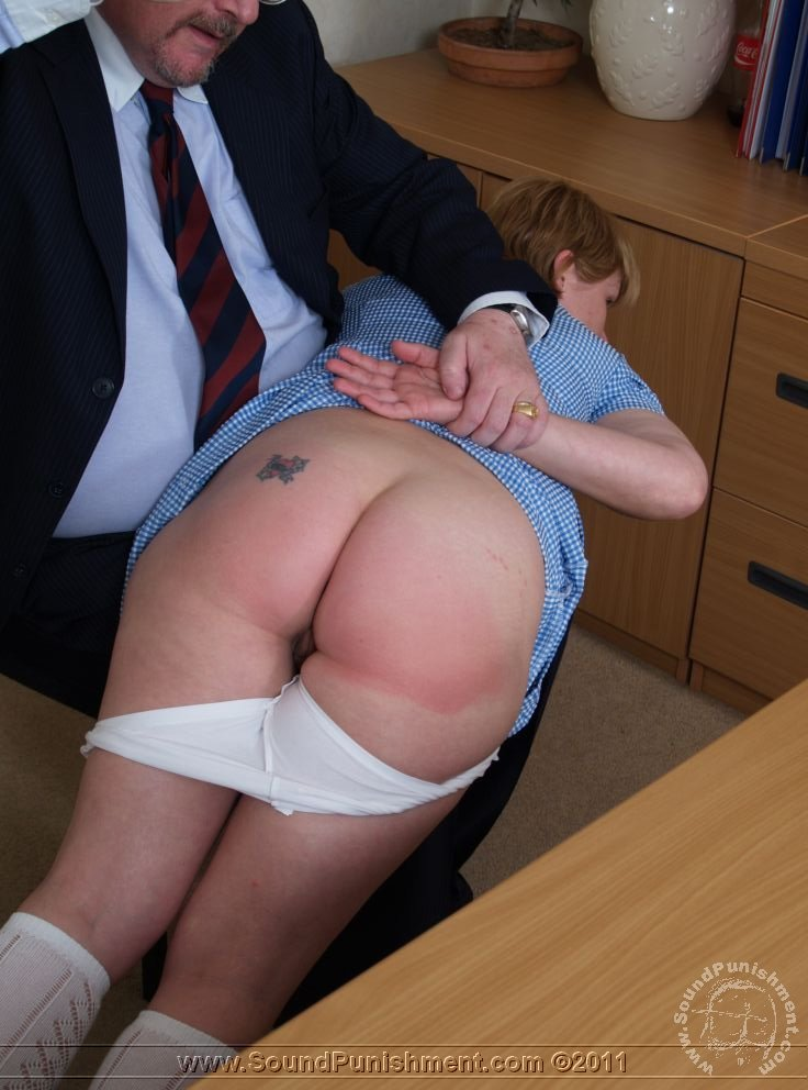 Emma brown spank