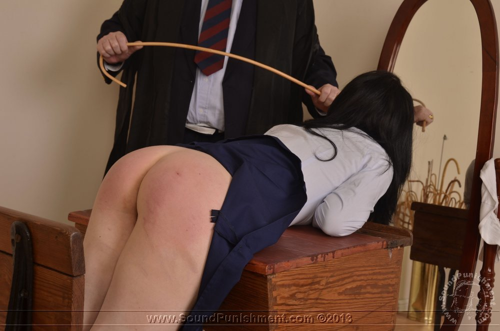 ... Spanked, paddled and then severely caned on her pert bare bottom she: www.soundpunishment.com/SPTGPS/sp2013-05/index.html?XXXXXX
