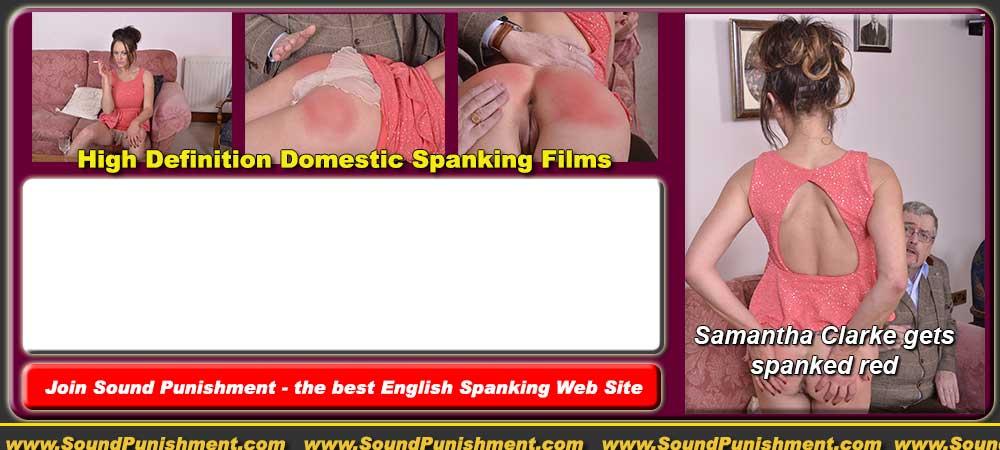 Lupus spank video