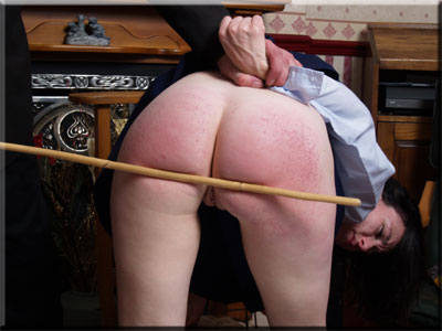 bare bottom spanking and caning movies