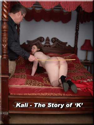 Kali has produced for us a highly erotic spanking film.