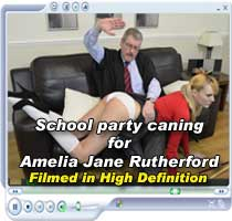 School party caning for Amelia Jane Rutherford