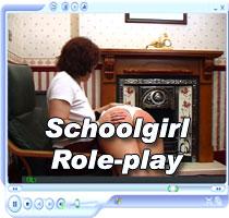 Schoolgirl Role-play